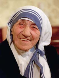 INDIA MOTHER THERESA